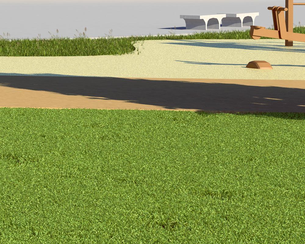 Dettaglio area giochi