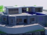 Casa Residenziale Unifamiliare - Composizione